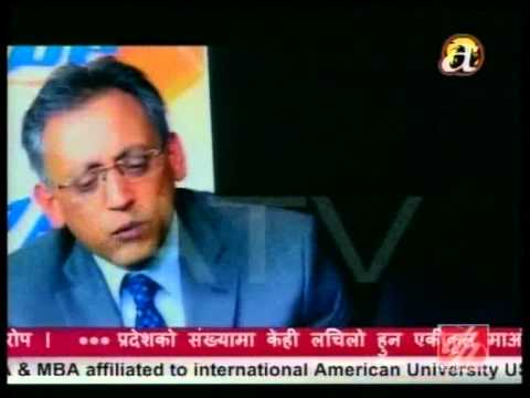Interview with Dr Kumud Dhital