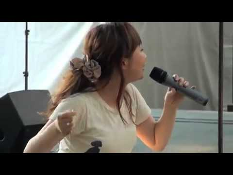 Japanese girl singing Nepali Song