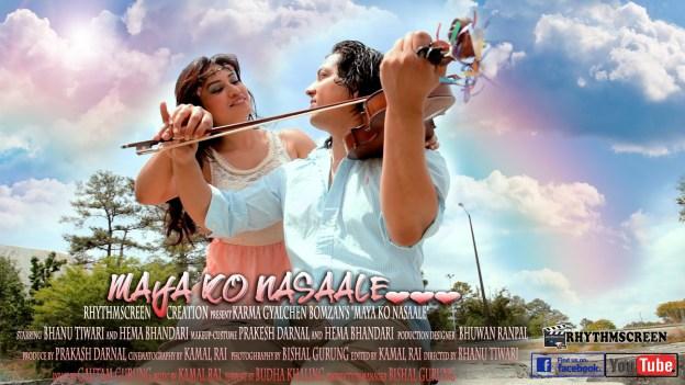 Maya Ko Nasaale by Karma Gyalchen Bomzan