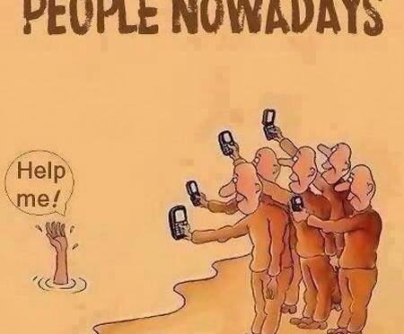People Nowadays!
