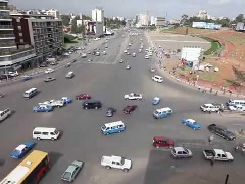 Traffic Nightmare in Ethiopia