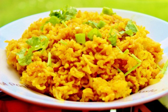 Wai Wai Fried Rice – Nepali Recipe Video
