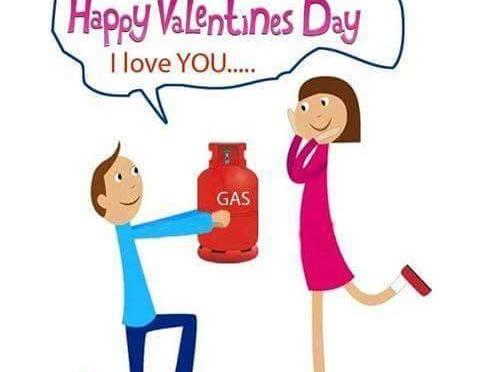 Valentines Day 2015 (Funny)