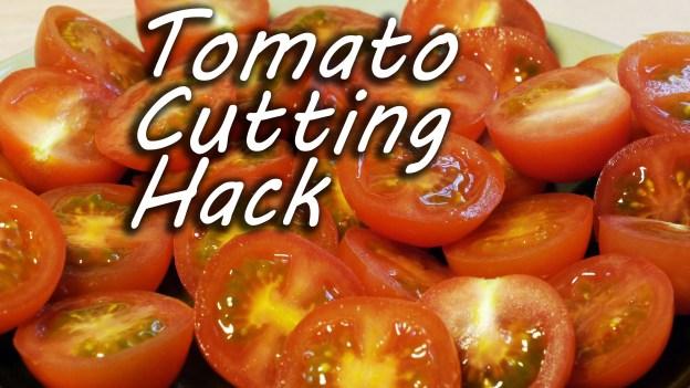 How to Cut Tomatoes Like a Ninja