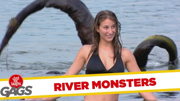 River Monsters Pranks