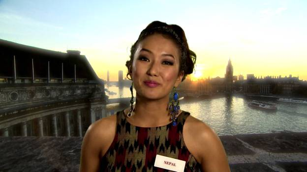 Subin Limbu: Miss World 2014 – Contestant Profile