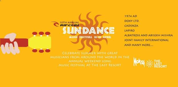 Soak Up The Sun At Sundance Music Festival '15