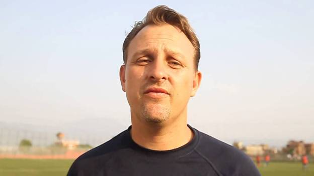 Interview with Nepal coach Jack Stefanowski