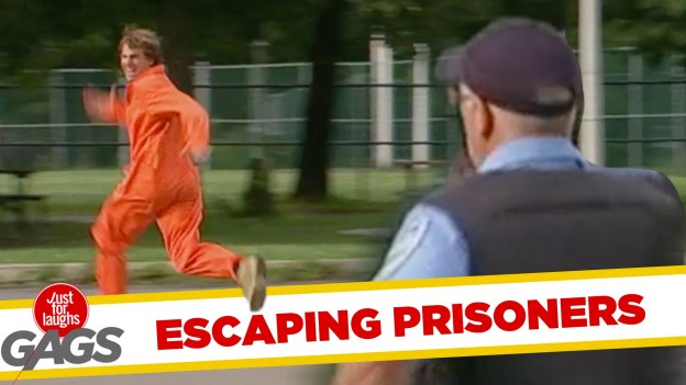 Escaping Prisoners – Best of Just For Laughs Gags