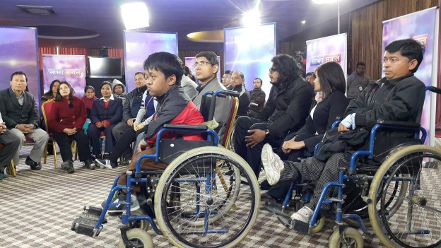 Sajha Sawal Episode – 422 Inspiring People with Disability