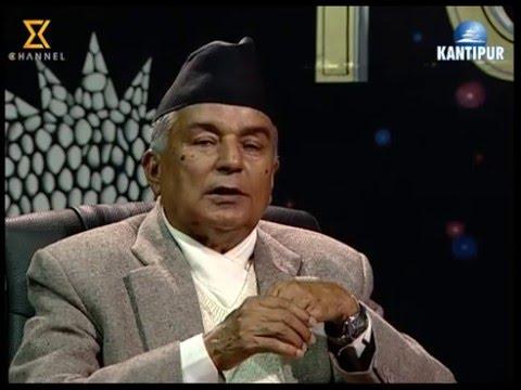 Tough Talk with Ram Chandra Paudel