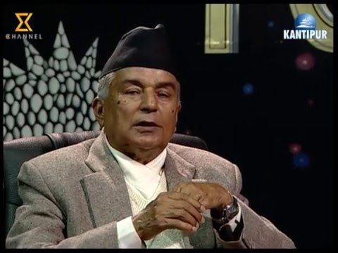 Tough Talk with Ram Chandra Paudel