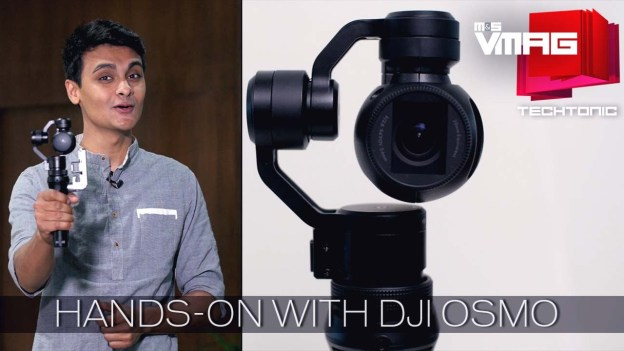 Gadget Review: Hands-on with DJI Osmo