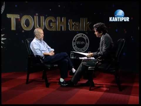 Dr. Arjun Karki in TOUGH talk with Dil Bhusan Pathak