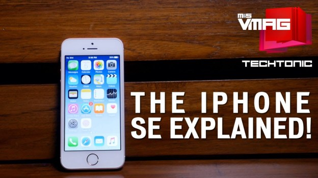 Gadget Review:  iPHONE SE EXPLAINED
