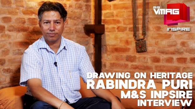 M&S INSPIRE: DRAWING ON HERITAGE | Rabindra Puri