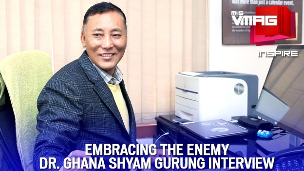 M&S INSPIRE: Dr. Ghana Shyam Gurung – Director of WWF Nepal