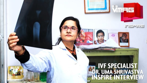 M&S INSPIRE: Assisting Nature, Dr. Uma Shrivastava