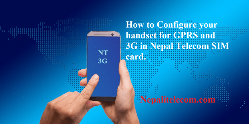 GPRS ntc configuration