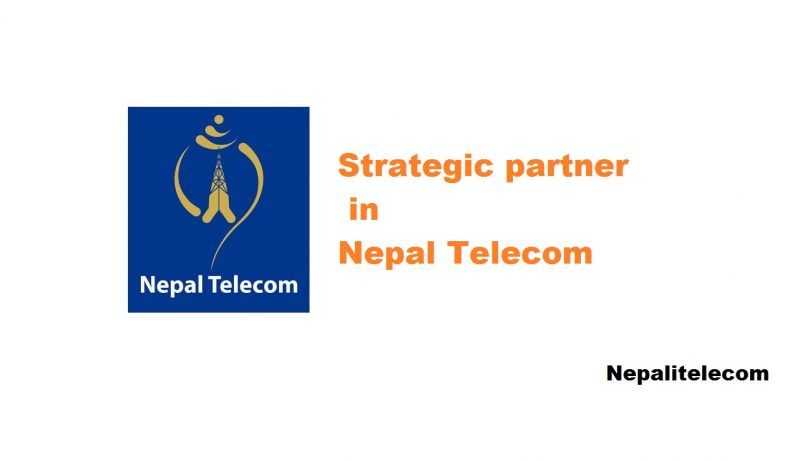 Strategic partner in Nepal Telecom