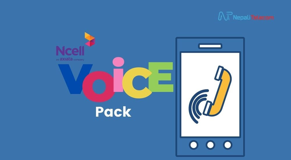 Ncell voice pack