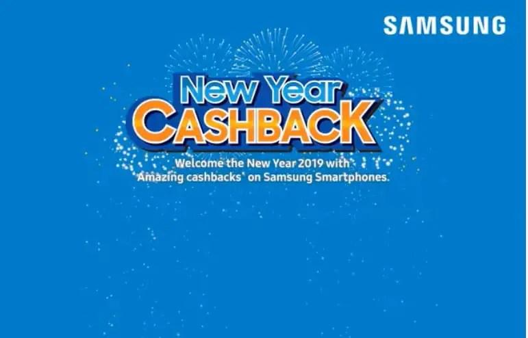Smartphone Cashback