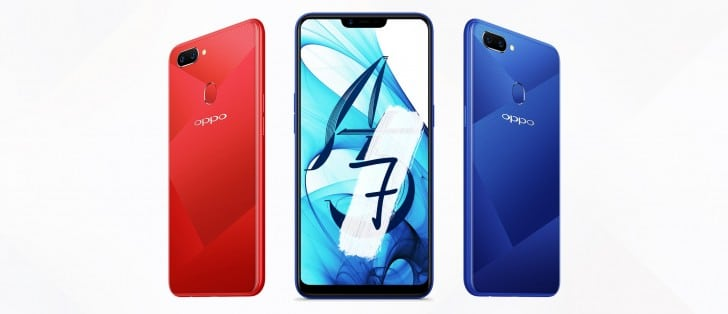 oppo a7 nepal