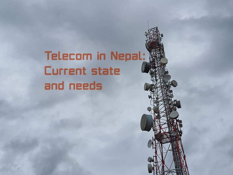 Telecommunication in Nepal
