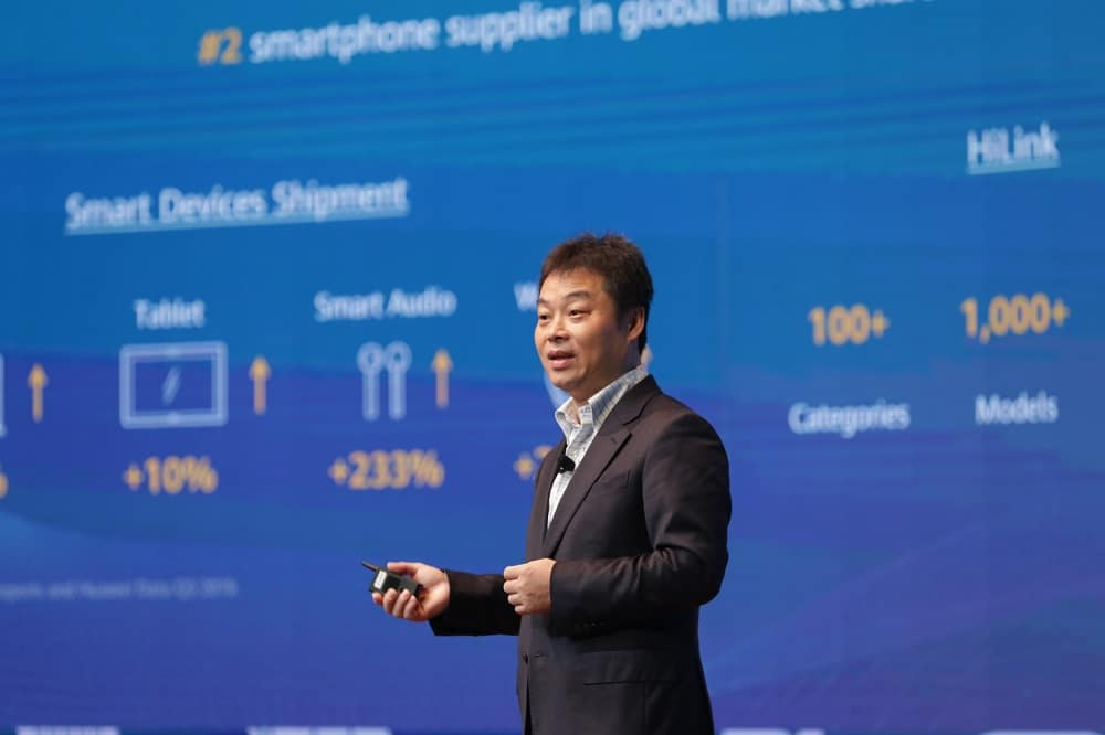 Huawei Ecosystem HMS growth