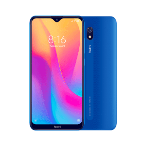 Redmi 8A design