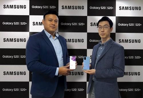 Samsung S20 Pro launch