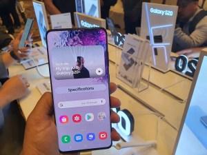 Samsung S20 price in Nepal