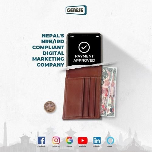 Genese NRB complaint Digital marketing