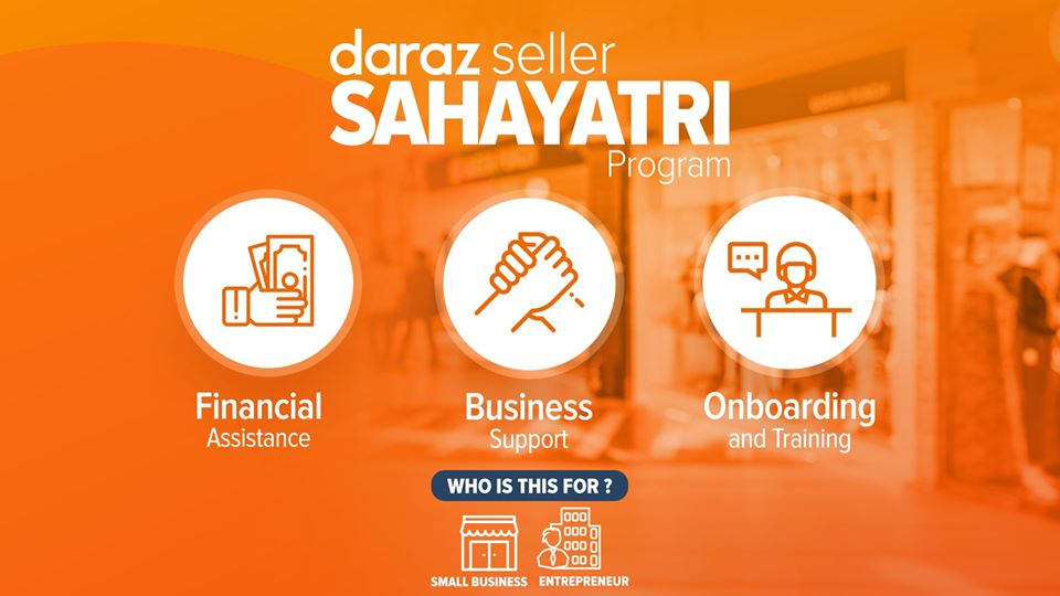 daraz-seller-sahayatri-program