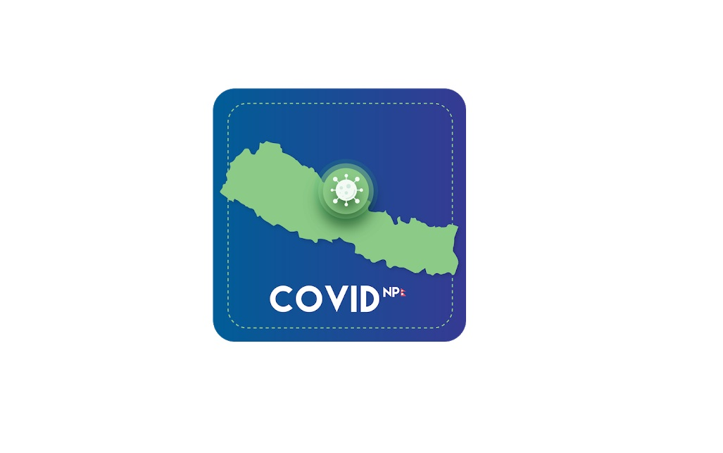 COVID np mobile app tracing