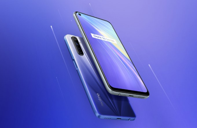 realme 6 featured image