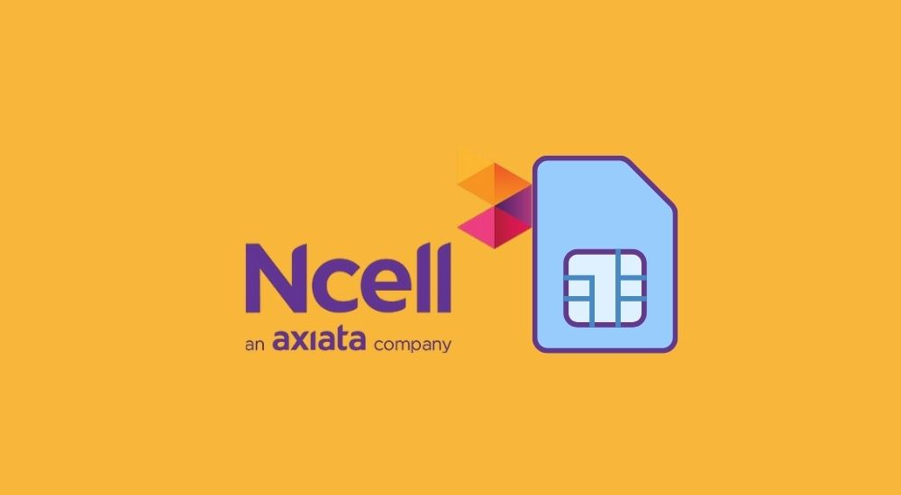 Ncell SIM offer