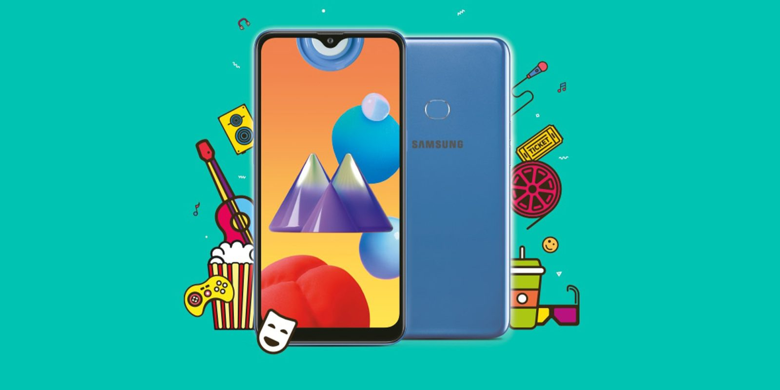 Samsung Galaxy M01s Price in nepal