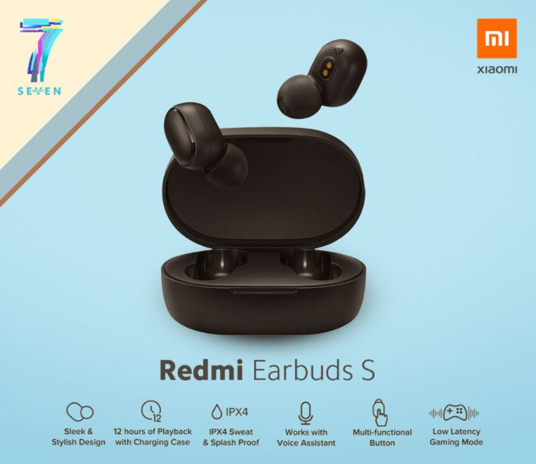 Redmi Earbuds S overview
