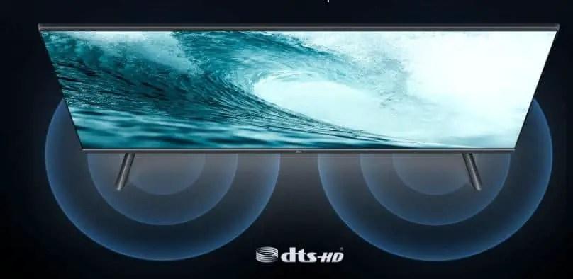 Mi TV 4A 43 inch Horizon Edition Sound