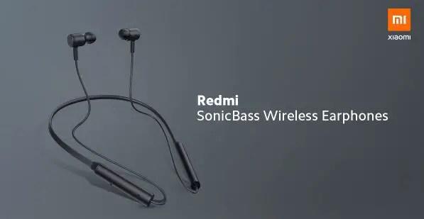 Redmi SonicBass Wireless Earphones Price In Nepal
