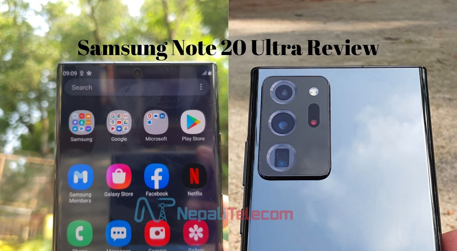 Samsung Note 20 Ultra review