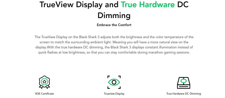 black-shark-3-trueview-display