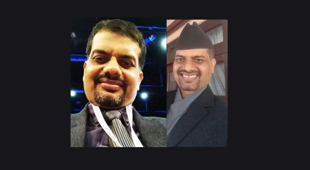 Anand Raj Khanal Telecom expert Nepal