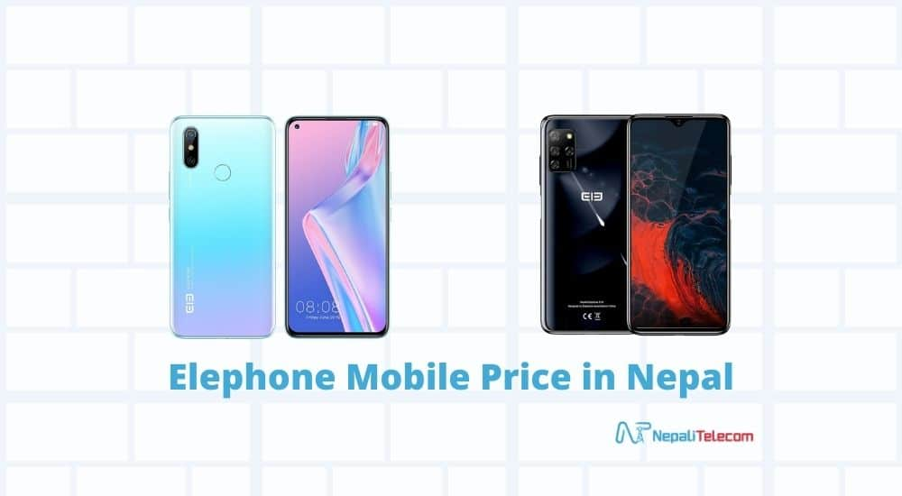 Elephone Mobile price in Nepal