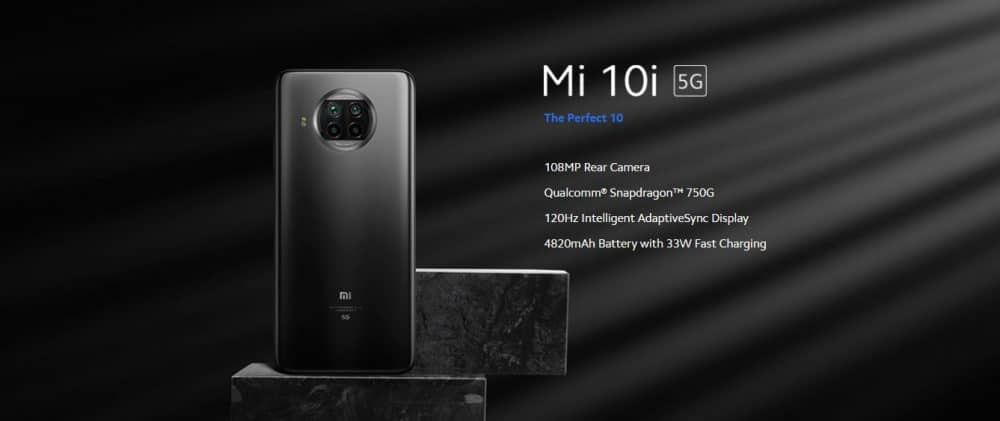 Xiaomi Mi 10i 5G Price In Nepal