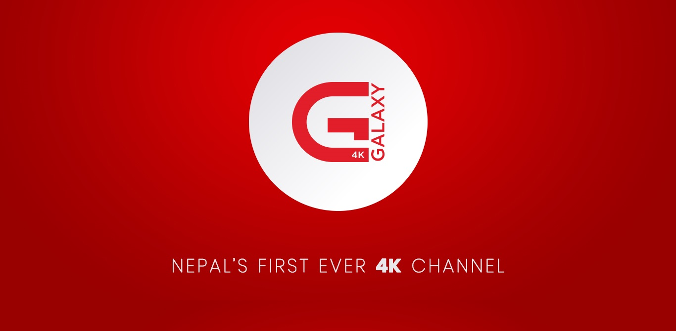 Galaxy 4k TV Nepal