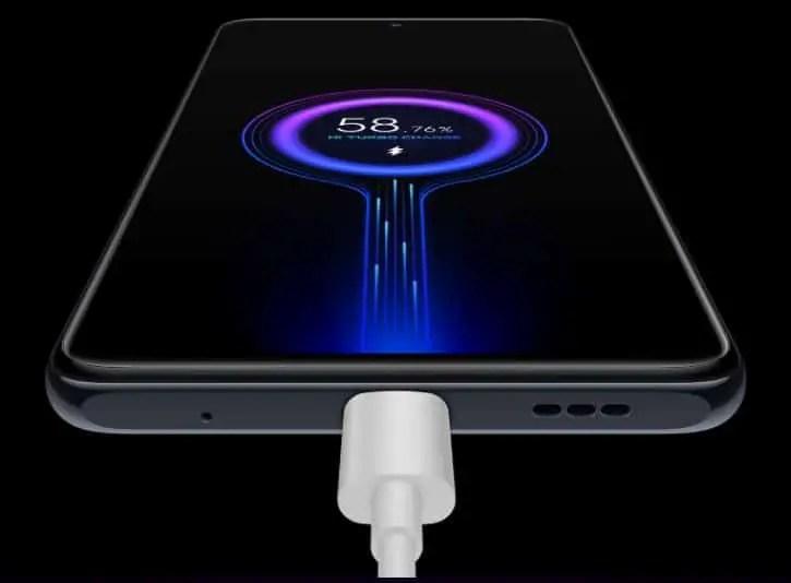 Redmi Note 10 Pro Max Battery