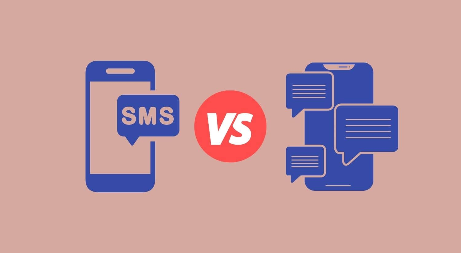 SMS vs Instant messaging OTT apps