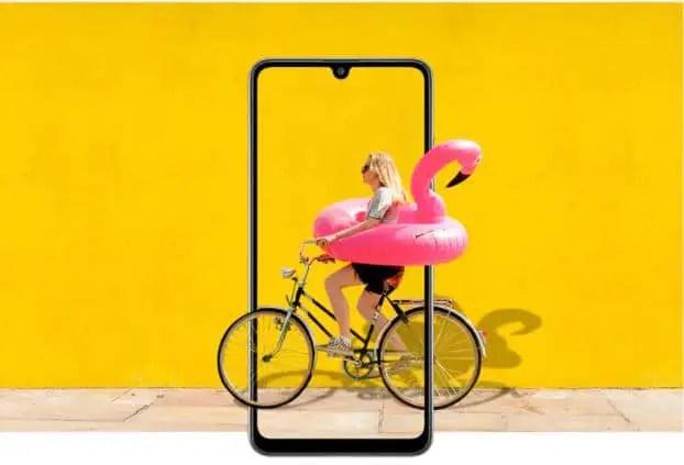 Samsung Galaxy A32 4G Display